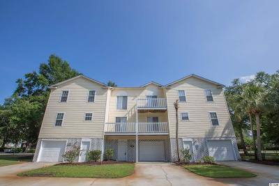 Surfside Beach Condo/Townhouse Active-Pend. Cntgt. On Financi: 312 S Willow Drive #2