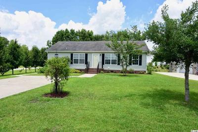 Murrells Inlet Single Family Home Active-Pend. Cntgt. On Financi: 352 Stone Throw Dr.