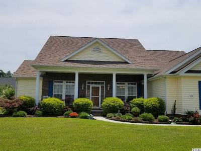 Murrells Inlet Single Family Home For Sale: 529 Sparkleberry Drive