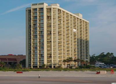 Myrtle Beach Condo/Townhouse For Sale: 9820 Queensway Blvd. #205