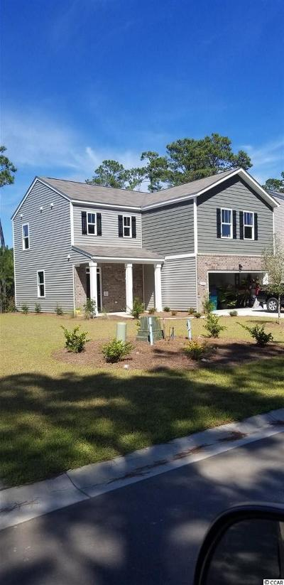 Pawleys Island Single Family Home Active-Pend. Cntgt. On Financi: 117 Parkglen Drive