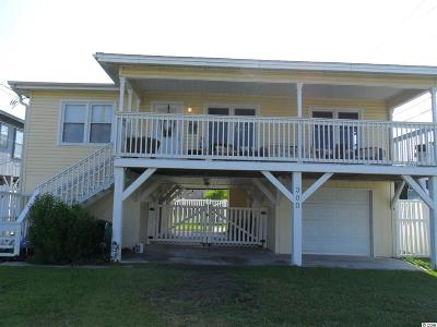 North Myrtle Beach Single Family Home Active-Pend. Contingent Contra: 300 N 55th Ave.