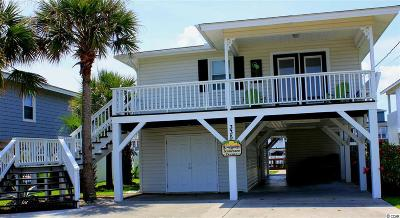 North Myrtle Beach Single Family Home For Sale: 335 N 52nd Avenue