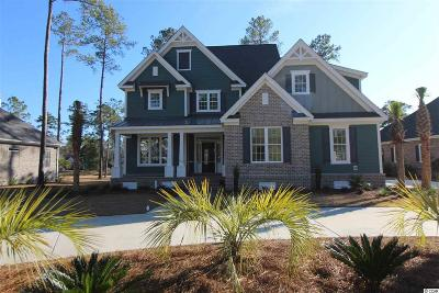 Murrells Inlet Single Family Home For Sale: 29 Knotty Pine Way
