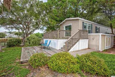 Garden City Beach Single Family Home Active-Pending Sale - Cash Ter: 348 Ocean Breeze Drive
