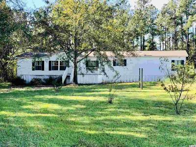 Galivants Ferry SC Single Family Home For Sale: $114,000