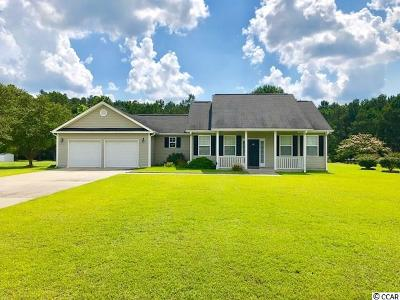 Conway Single Family Home For Sale: 113 Cat Tail Bay Drive