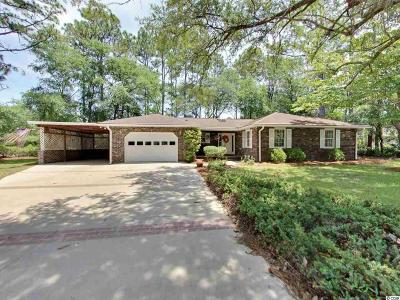 Pawleys Island Single Family Home For Sale: 27 Carol Lane