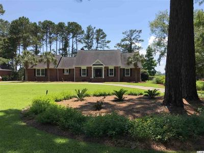 Little River Single Family Home For Sale: 3610 Golf Ave.