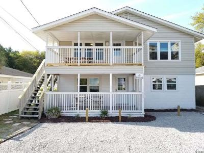 North Myrtle Beach Multi Family Home For Sale: 508 S Hillside Drive