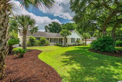 North Myrtle Beach Single Family Home Active-Pend. Cntgt. On Financi: 610 Johnstone Place