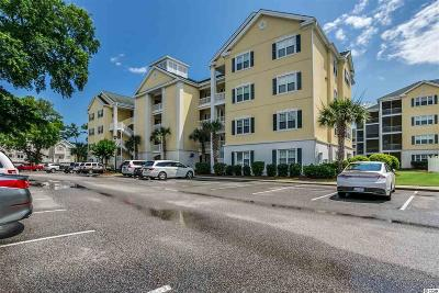 North Myrtle Beach Condo/Townhouse For Sale: 601 N Hillside Drive Unit 1523 #1523