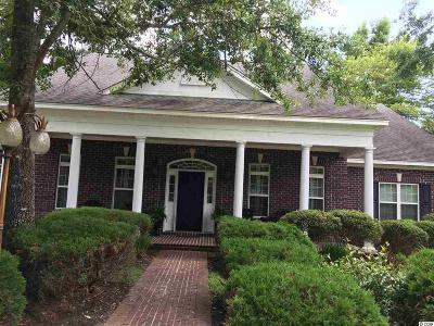 Pawleys Island Single Family Home For Sale: 25 Greenbriar Ave.