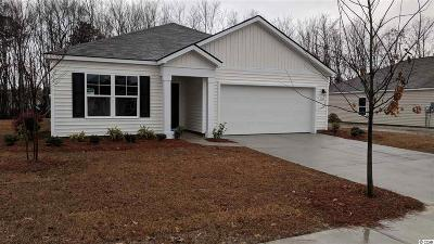 Conway SC Single Family Home Active-Pend. Contingent Contra: $180,000