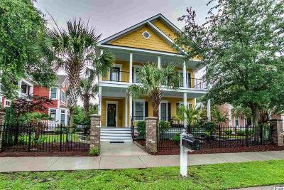 North Myrtle Beach Single Family Home For Sale: 1516 James Island Ave.