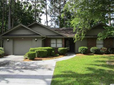 Myrtle Trace Single Family Home For Sale: 104 Timberline Dr