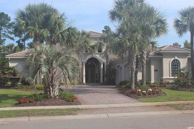 Myrtle Beach Single Family Home For Sale: 9221 Bellasera