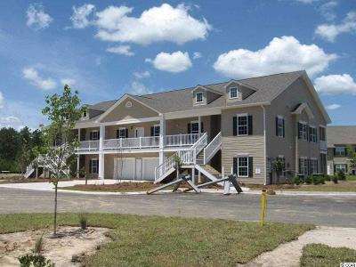 Murrells Inlet Condo/Townhouse For Sale: Tbd Sail Lane #101