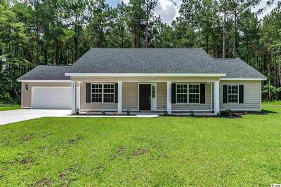 Loris Single Family Home For Sale: 905 Futrell Street