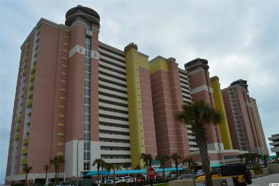 North Myrtle Beach Condo/Townhouse For Sale: 2801 S Ocean Boulevard #339