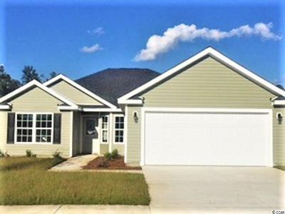 Conway SC Single Family Home For Sale: $173,450