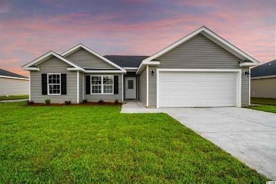Conway SC Single Family Home For Sale: $168,450