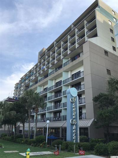Myrtle Beach Condo/Townhouse For Sale: 201 N 77th #1035