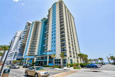 Myrtle Beach Condo/Townhouse For Sale: 504 N Ocean Blvd. #1503