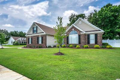 Myrtle Beach Single Family Home For Sale: 3720 Kennison Drive