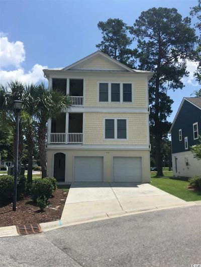Myrtle Beach Single Family Home For Sale: 4762 Cloister Lane