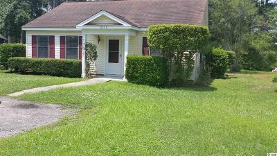 Myrtle Beach Single Family Home For Sale: 6540 Laguna Point