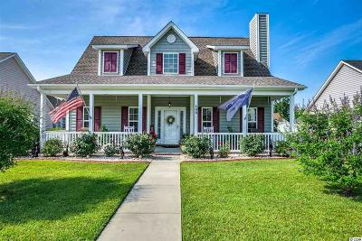 Myrtle Beach Single Family Home For Sale: 199 Southbury Drive