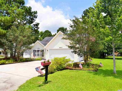 Murrells Inlet Single Family Home For Sale: 9600 Drayton Ct