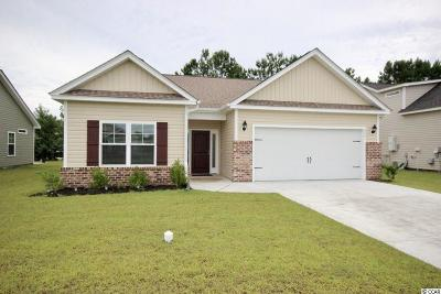 Myrtle Beach Single Family Home For Sale: 353 Cabo Loop