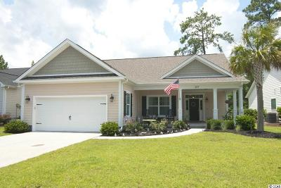 Murrells Inlet Single Family Home For Sale: 257 Outboard Dr