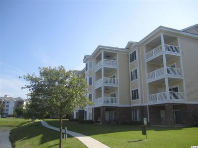 Myrtle Beach Condo/Townhouse For Sale: 4879 Luster Leaf Circle 402 #402