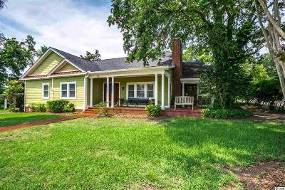 Myrtle Beach Single Family Home For Sale: 701 3rd Ave N.