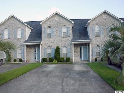 Little River Condo/Townhouse For Sale: 158 Parkway Ln #158