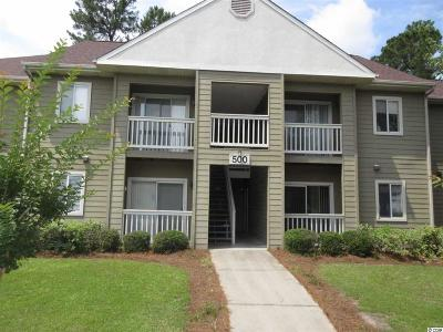 Conway Condo/Townhouse For Sale: 500-B Myrtle Greens Drive #500-B