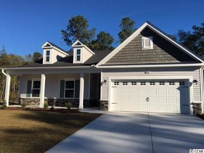Conway Single Family Home For Sale: 289 Dunbarton Ln.