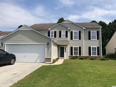 Myrtle Beach Single Family Home For Sale: 132 Weeping Willow Drive