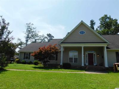 Conway Single Family Home For Sale: 1111 Canterbury