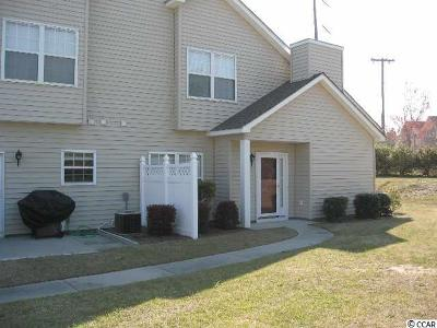 Myrtle Beach Condo/Townhouse For Sale: 115-4 Gully Branch Ln. #4