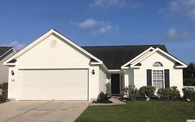 Surfside Beach Single Family Home For Sale: 169 Somerworth Circle