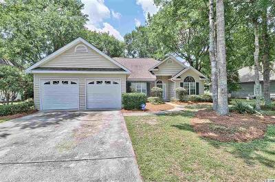 Myrtle Beach Single Family Home For Sale: 1487 Westferry Crossing
