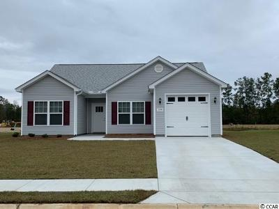 Conway Single Family Home Active-Pend. Cntgt. On Financi: 134 Springtide Drive