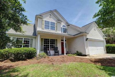 Myrtle Beach Single Family Home For Sale: 201 Alyssum Ct.