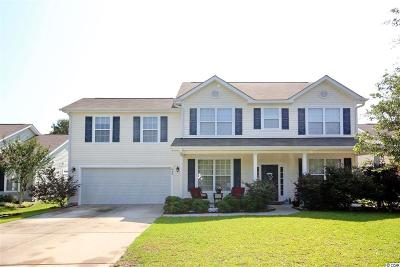 Myrtle Beach Single Family Home For Sale: 834 Indianola Ct.