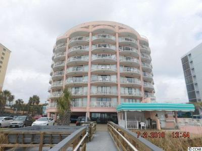 Myrtle Beach Condo/Townhouse For Sale: 202 N 70th Ave #801