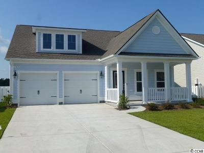 Myrtle Beach Single Family Home For Sale: Sago Palm Drive Lot 260